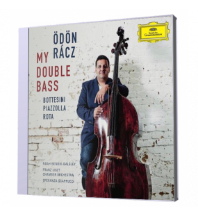 RÁCZ ÖDÖN - MY DOUBLE BASS CD
