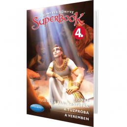 SUPERBOOK DVD - 4.rész