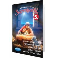 SUPERBOOK DVD - 5. rész